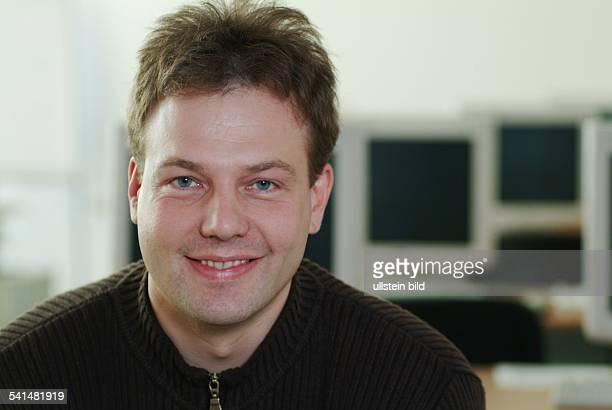 Informatiker Professor DProfessor für ComputerspielEntwicklung an der Universität MagdeburgPorträt