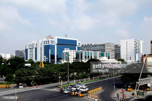 information technolgy offices in chennai,tamilnadu,india - chennai stock pictures, royalty-free photos & images