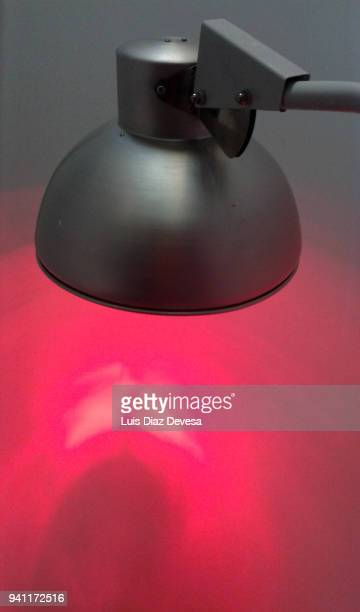 infrared lamp - infrared lamp stock photos and pictures