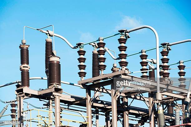 Infrastructure of power grid