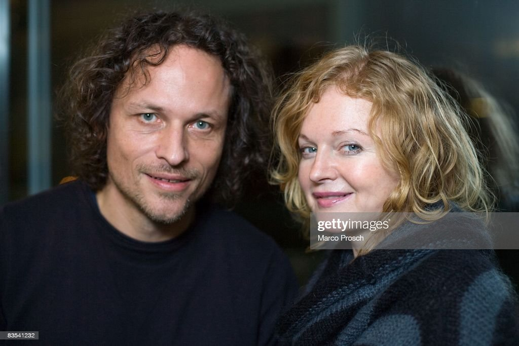 Inga Humpe and Tommi Eckart of...