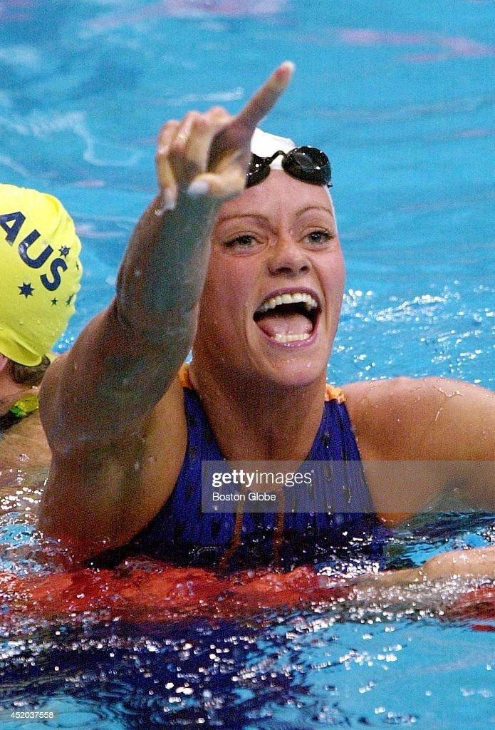 2000 Summer Olympics In Sydney : News Photo