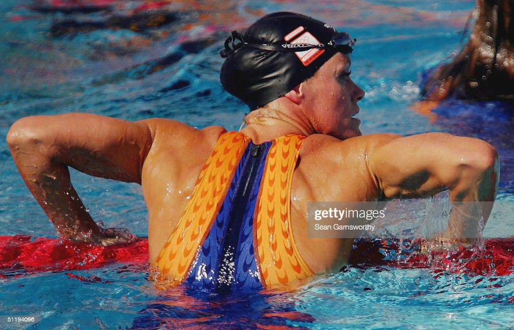 Womens 50m Free Heats : News Photo