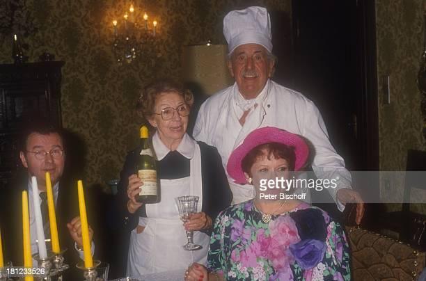 Inge Meysel Ernst HHilbich Lebensgefährtin Lotti Krekel Name auf Wunsch ARDSpecial zum 80 Geburtstag von W i l l y M i l l o w i t s c h Zum...