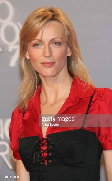 Inge Posmyk during 'Casino Royale' Berlin Premiere November 21 2006 in Berlin Berlin Germany
