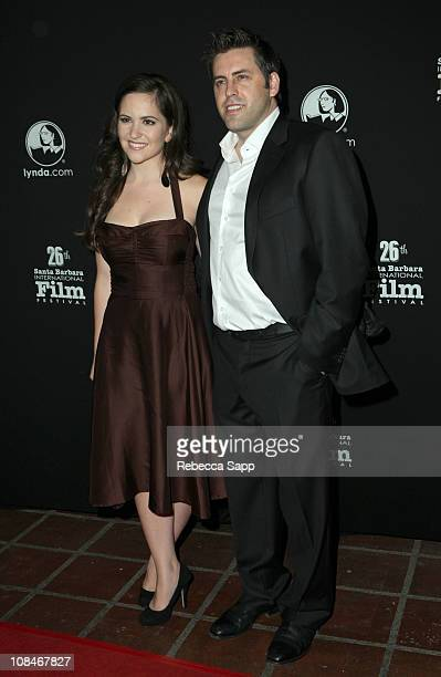 "Inge Rademeyer and Mike Wallis of ""Good for Nothing attend the Opening Night of the 2011 Santa Barbara International Film Festival US Premiere of..."