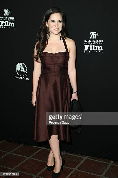 "Inge Rademeyer of ""Good for Nothing"" attends the Opening Night of the 2011 Santa Barbara International Film Festival US Premiere of ""Sarah's Key"" at..."