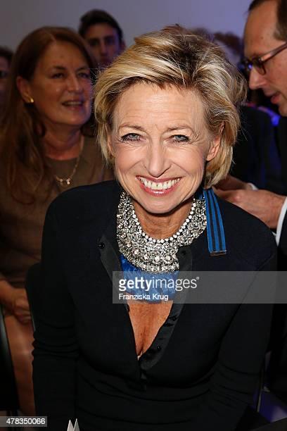 Ingeborg zu SchleswigHolstein attends the Montblanc De La Culture Arts Patronage Award 2015 on June 24 2015 in Hamburg Germany