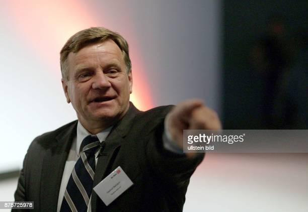 Ingenieur Manager D Vorstandsvorsitzender Deutsche Bahn AG Porträt