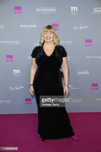Inger Nilsson attends the Gloria Deutscher Kosmetikpreis at Hilton Hotel on March 30 2019 in Duesseldorf Germany