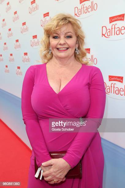 Inger Nilsson during the Raffaello Summer Day 2018 to celebrate the 28th anniversary of Raffaello on June 21 2018 in Berlin Germany