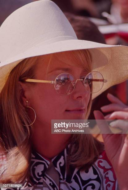Inger Stevens appearing in the Walt Disney Television via Getty Images's tv movie 'Run Simon Run'