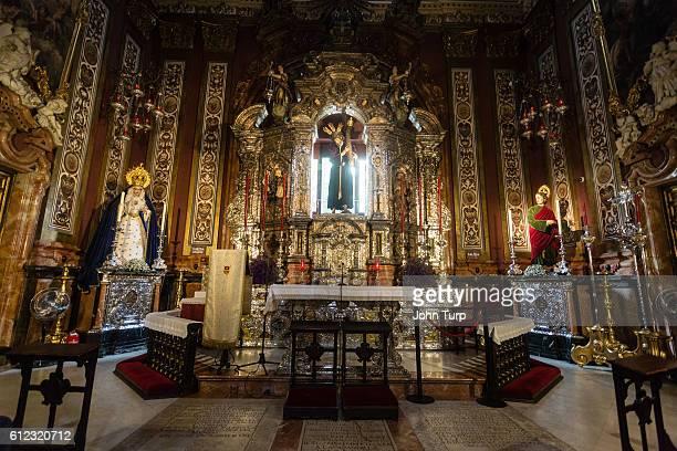 Inglesia San Salvador Seville