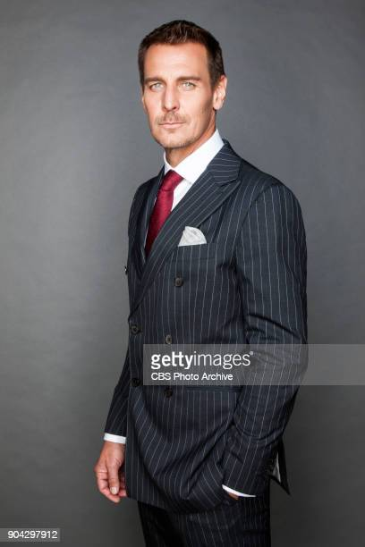 Ingo Rademacher as Thorne Forrester on the CBS series THE BOLD AND THE BEAUTIFUL airing weekdays on the CBS Television Network