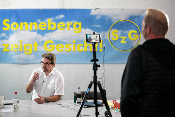 DEU: German Town of Sonneberg, A Fertile Ground For the Nationalist AfD Party