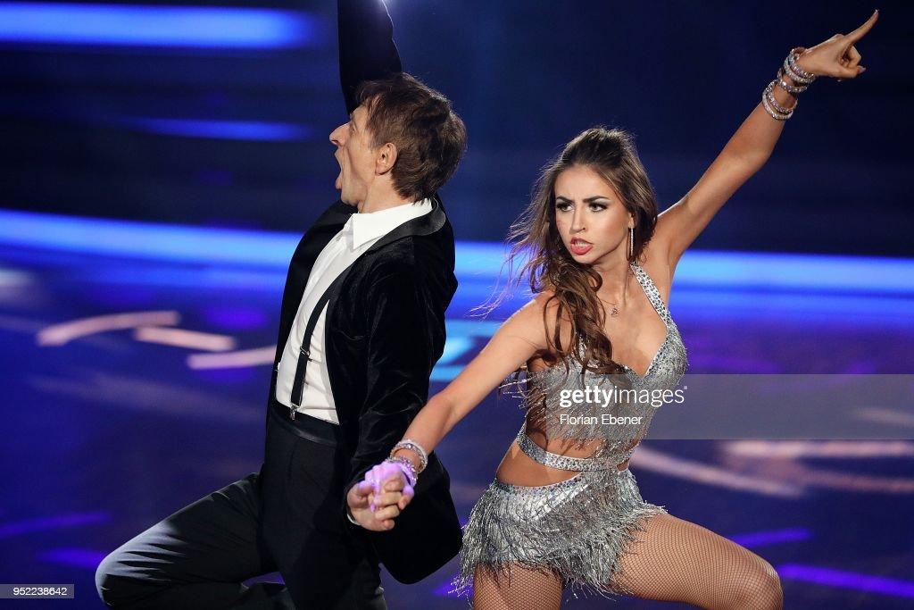'Let's Dance' 6th Show : Nachrichtenfoto