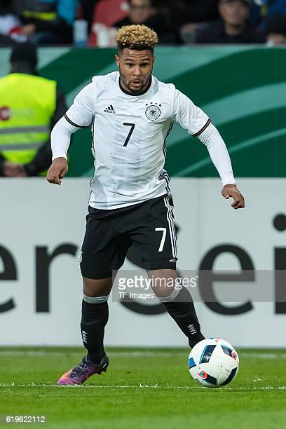 Serge Gnabry Pictures And Photos Getty Images