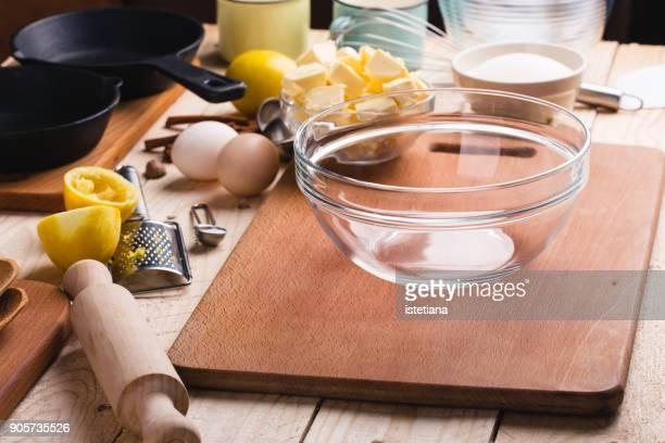 Ingredients. Baking pie