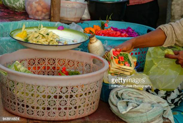 World S Best Traditional Balinese Markets Stock Pictures