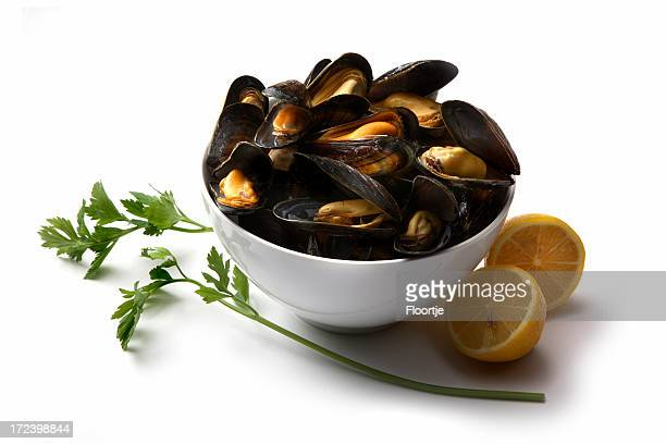 Ingredients: Mussels, Parsley and Lemon
