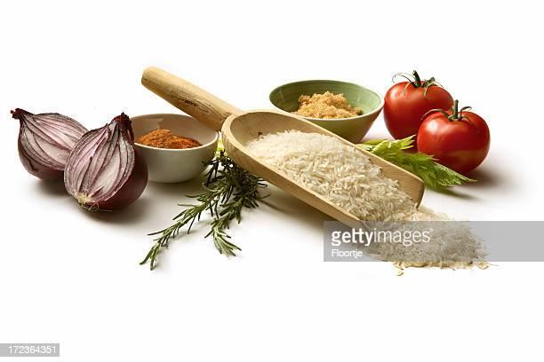 Ingredients: Pilaf Rice