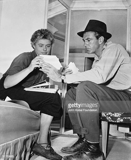 Gary Cooper Actor Stock Photos And Pictures