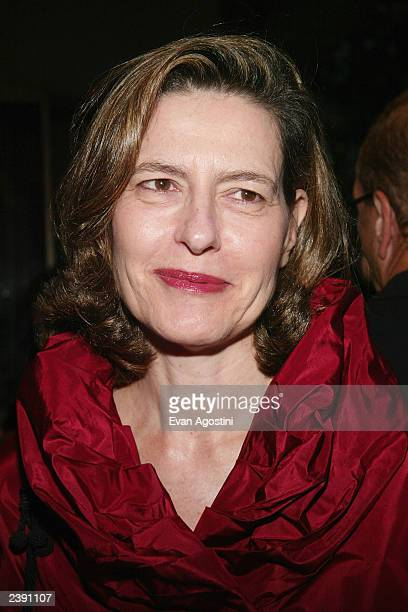 Ingrid Bergman's daughter Ingrid Rossellini arrives at the 60th Anniversary of Casablanca gala tribute screening and DVD release event at Alice Tully...