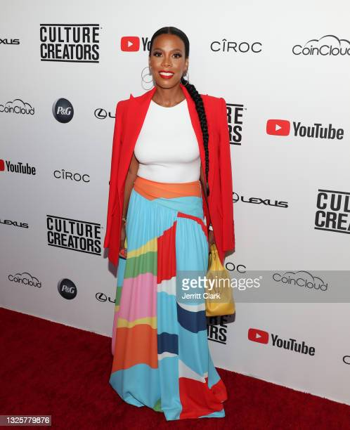 Ingrid Best, EVP, Global Head of Marketing Spirits at Combs Enterprises attends the Culture Creators Innovators & Leaders Awards at The Beverly...