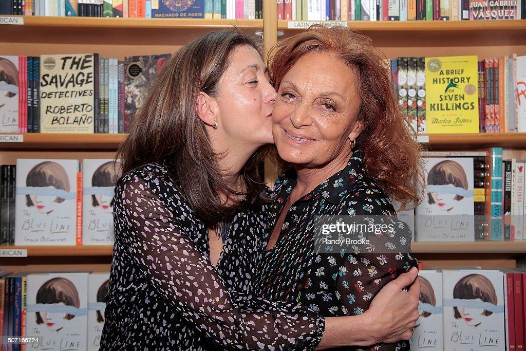 In Conversation: Ingrid Betancourt And Diane von Furstenberg