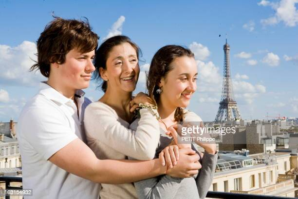 Ingrid Betancourt Free Back In France Libération de l'otage francocolombienne après six ans et quatre mois de captivité Paris dimanche 6 juillet 2008...