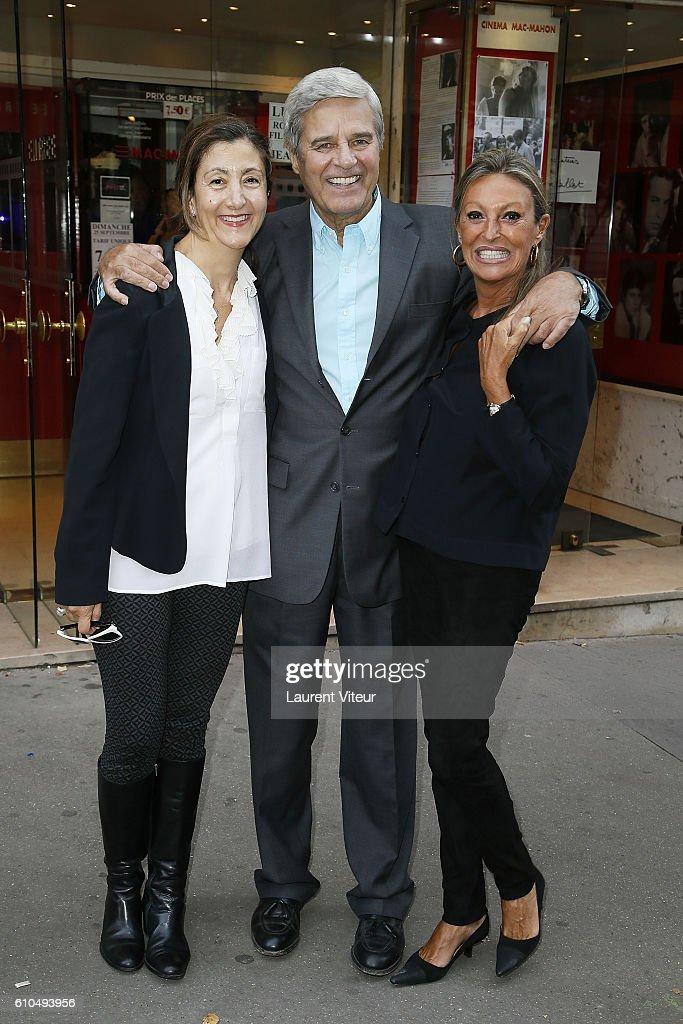 Tribute to French Actor Jean Sorel At Cinema Mac Mahon In Paris