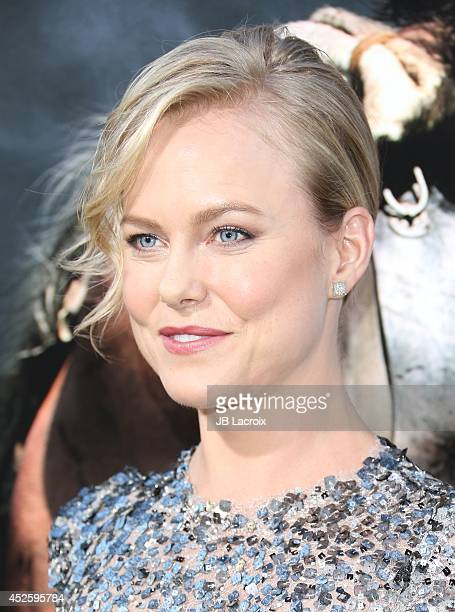 Ingrid Bolso Berdal attends the Hercules Los Angeles Premiere on July 23 2014 at the TCL Chinese Theatre in Hollywood California