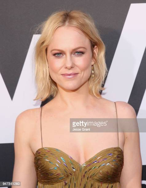 Ingrid Bolso Berdal attends the Premiere of HBO's Westworld Season 2 at The Cinerama Dome on April 16 2018 in Los Angeles California