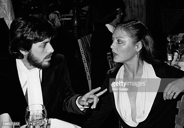 Ingrid Boulting attends the premiere party for The Last Tycoon on November 15 1976 at Tavern on the Green in New York City