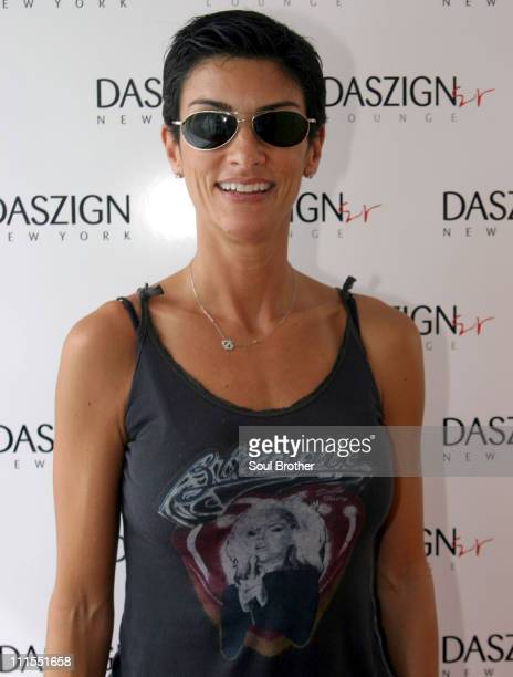 Ingrid Casares at Daszigner Lounge during 2005 MTV VMA Daszigner Lounge Presented by Daszign Boutique Day 1 at The Catalina Hotel in Miami Florida...