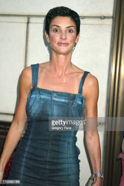 Ingrid Casares during Lotsa de Casha by Madonna Book Launch Party at Bergdorf Goodman in New York June 7 2005 at Bergdorf Goodman in New York City...