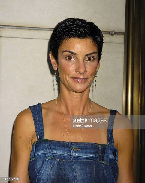 Ingrid Casares during Lotsa de Casha by Madonna Book Launch Party at BergdorfGoodman in New York June 7 2005 Outside Arrivals at BergdorfGoodman in...