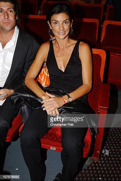 Ingrid Casares during MTV Video Music Awards Latinoamerica 2002 at Jackie Gleason Theater in Miami FL