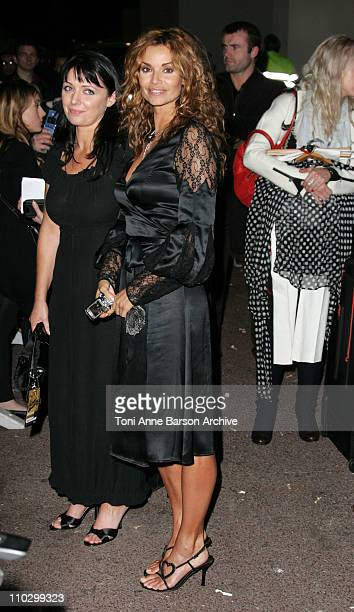 Ingrid Chauvin during 2007 NRJ Music Awards After Show Departure in Cannes France