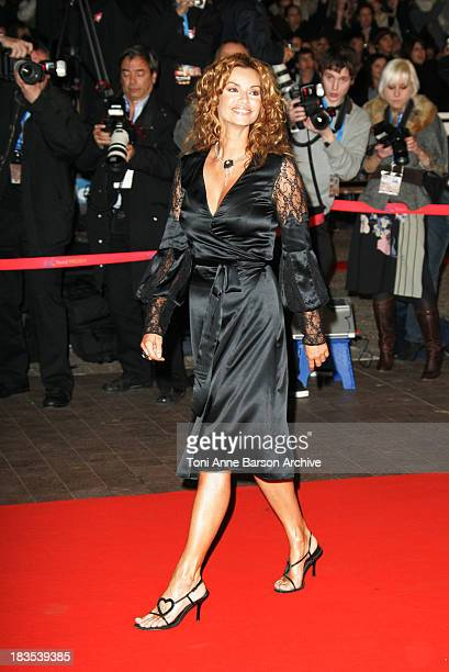 Ingrid Chauvin during NRJ Music Awards 2007 Arrivals at Palais des Festivals in Cannes France