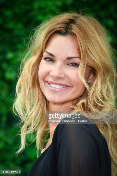 Ingrid Chauvin poses during a photocall for the TV show Demain nous appartient as part of the 59th Monte Carlo TV Festival Day Two on June 15 2019 in...
