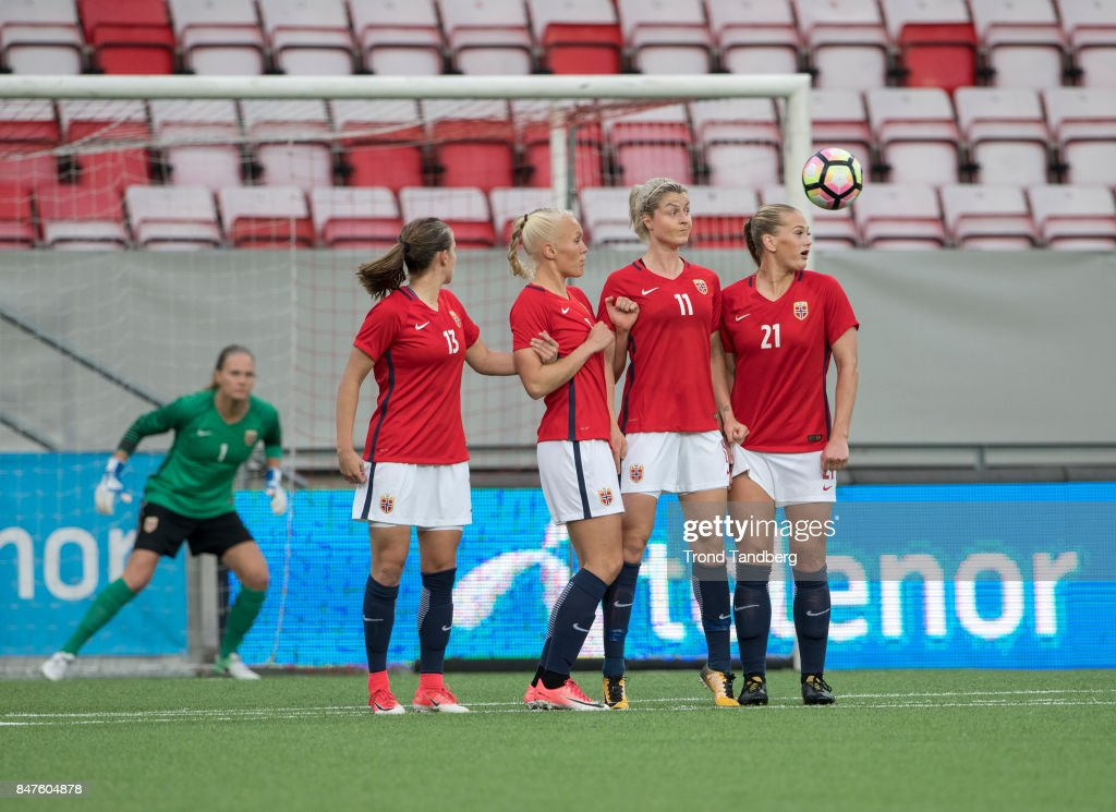 Norway v Northern Ireland - FIFA Women's World Cup Qualifier