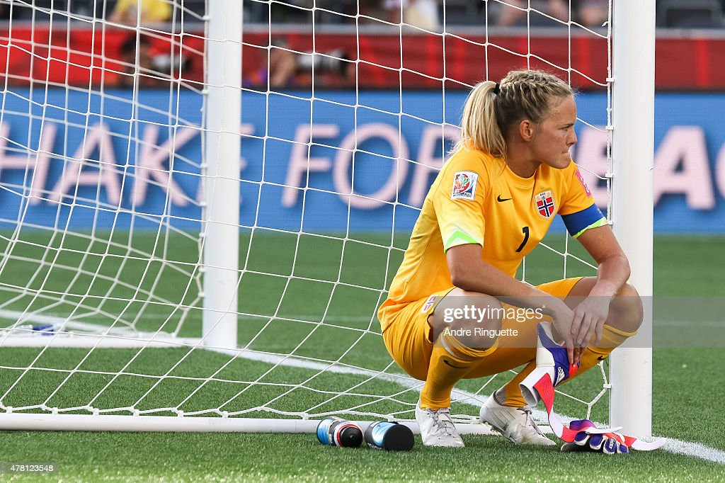 Norway v England: Round of 16 - FIFA Women's World Cup 2015 : News Photo