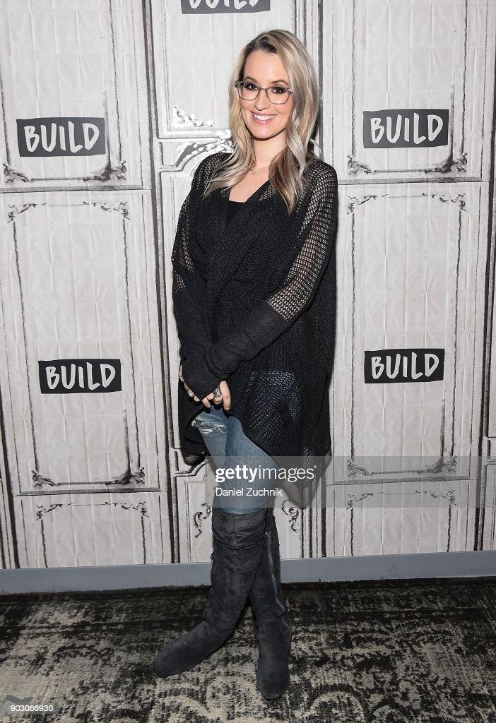 Celebrities Visit Build - January 9, 2018
