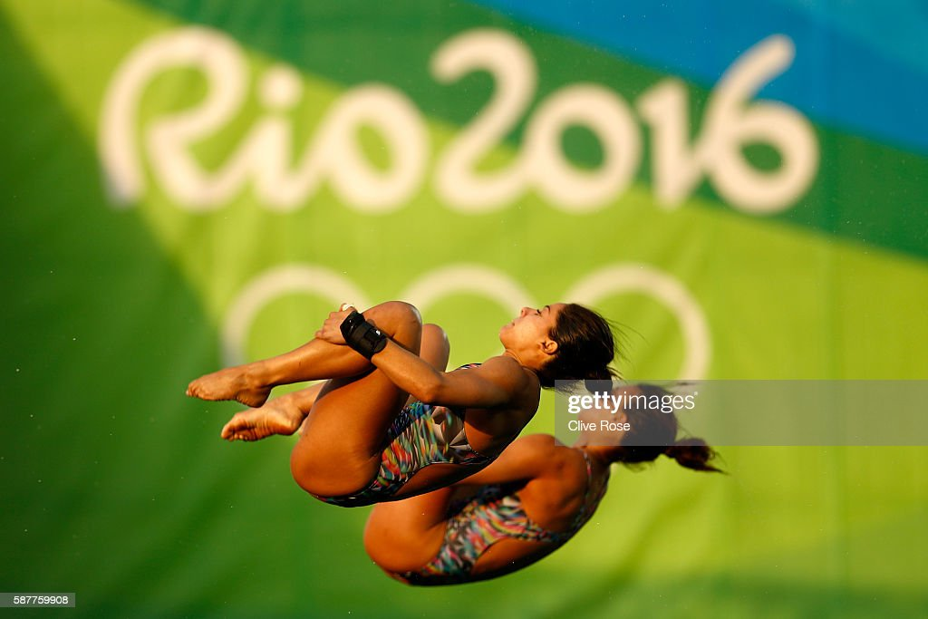 Diving - Olympics: Day 4 : News Photo
