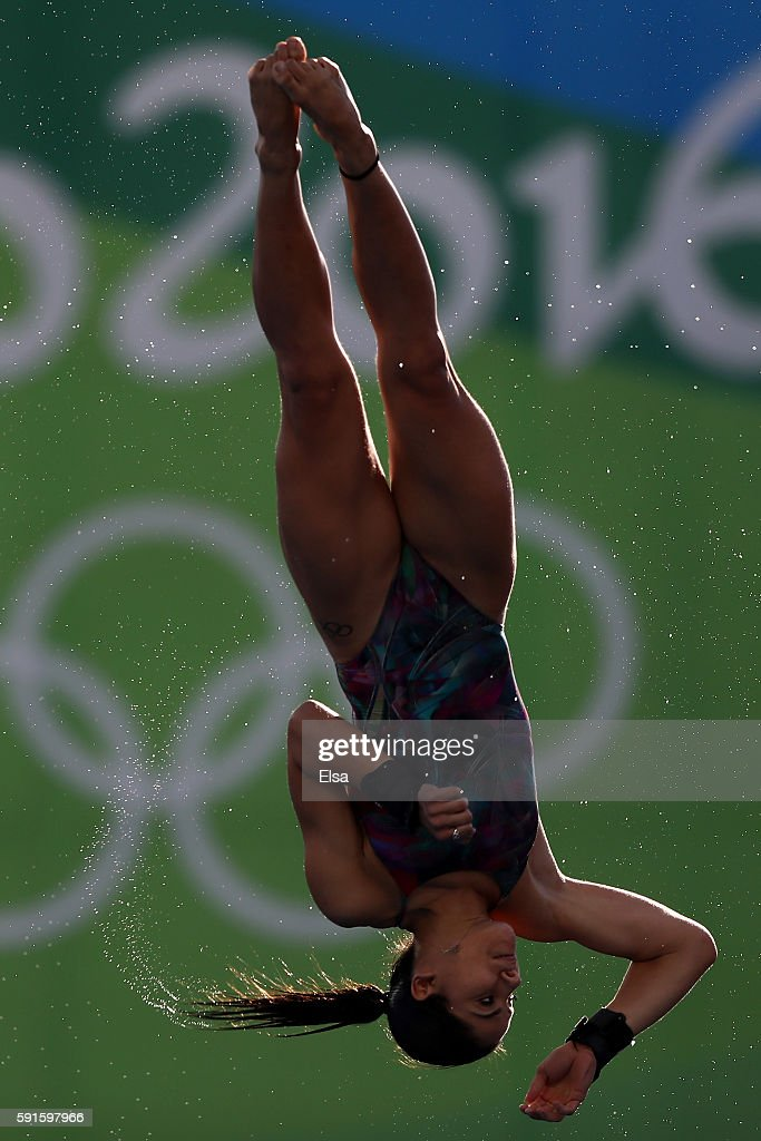 Diving - Olympics: Day 12 : News Photo
