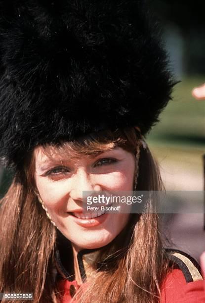 """Ingrid Peters, ZDF-Musikshow """"Hallo, Peter"""" - Folge """"Kanada"""" am in Toronto, Kanada. """