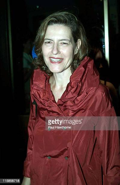 Ingrid Rossellini during Casablanca 60th Anniversary Event Red Carpet at Alice Tully Hall Lincoln Center in New York City New York United States