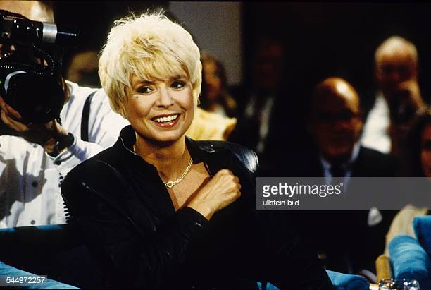 Ingrid Steeger - Actress, Germany - 1995