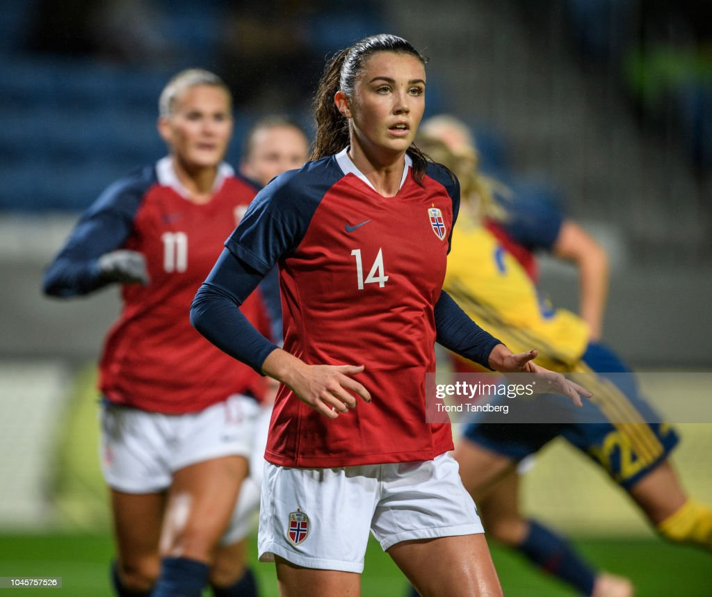 Sweden v Norway - Women's International Friendly : ニュース写真